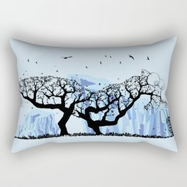 Scrat Tree Rectangular Pillow