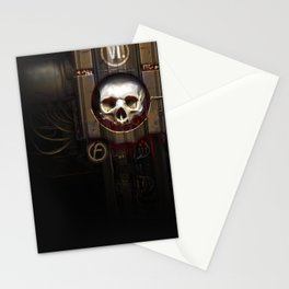 FOA 2014 artwork H.R. Giger style Stationery Cards