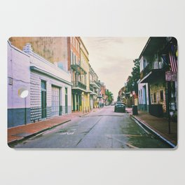 To Miss New Orleans Cutting Board