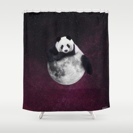 i'm so high I could eat a star. Shower Curtain