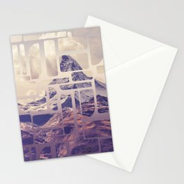 Not an ordinary warrior Stationery Cards