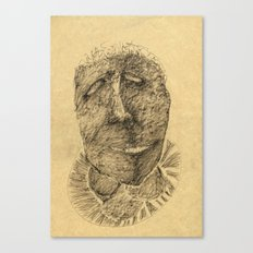 Served Canvas Print
