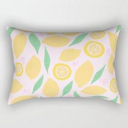 Pink Lemonade II Rectangular Pillow