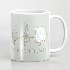 No Hard Feelings Mug