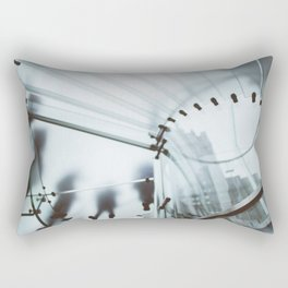 FOOTPRINTS Rectangular Pillow