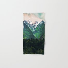 Escaping from woodland heights IV Hand & Bath Towel