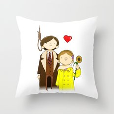 If you want to sing out, sing out Throw Pillow