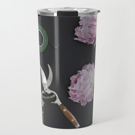 Florist workplace and accessories Travel Mug