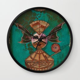 Embrace Moments by Lunafish Designs Wall Clock