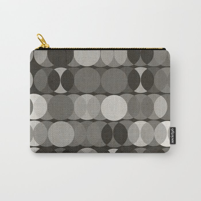 Grisailles Carry-All Pouch