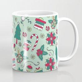 X HoHoHo Mint Coffee Mug