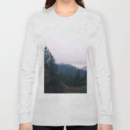 Landscape in Sonoma Long Sleeve T-shirt
