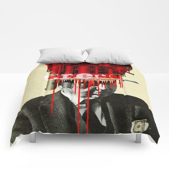 Vordergrund Comforters