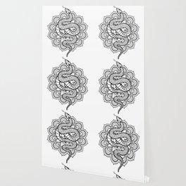Snake Mandala Wallpaper