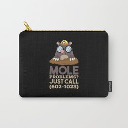 Chemistry - Mole Problems Carry-All Pouch