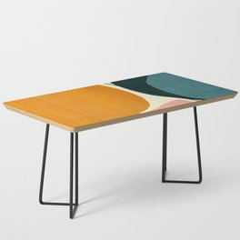 shapes geometric minimal painting abstract Coffee Table
