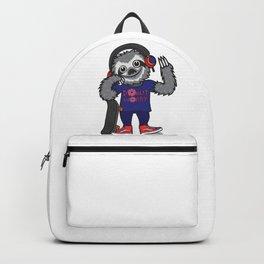 Skater Sloth Backpack