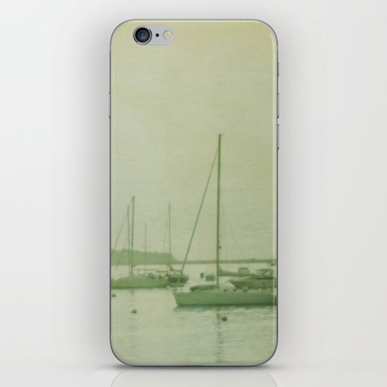 Searching For The Anchor iPhone & iPod Skin