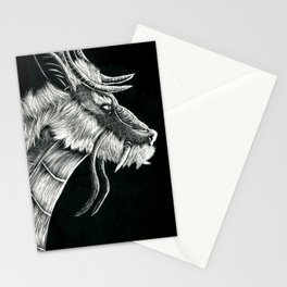 Kirin Dragon Stationery Cards
