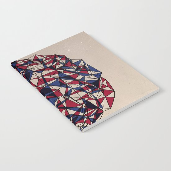 - red blue - Notebook