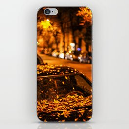 Istanbul: A Fusion of Black and White iPhone Skin