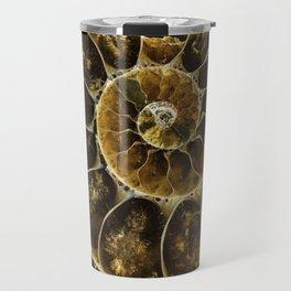 Detailed Fossil Travel Mug