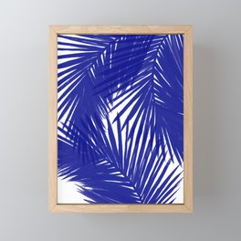 Palms Royal Framed Mini Art Print