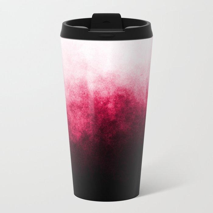 Abstract VI Metal Travel Mug