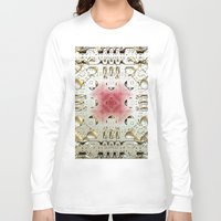 egyptian Long Sleeve T-shirts featuring Egyptian Style by Lynn Bolt