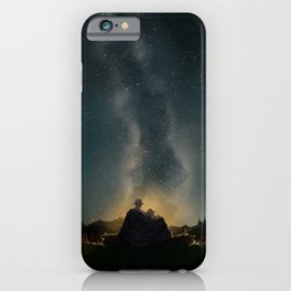 Moments of happiness iPhone Case
