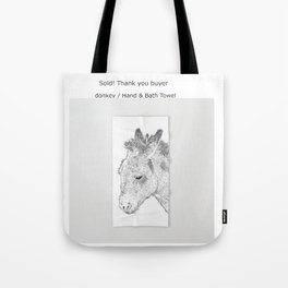 sold! thank you buyer Tote Bag