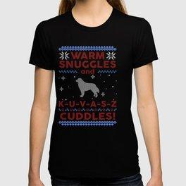 Kuvasz Ugly Christmas Sweaters T-shirt