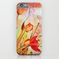 Spring Beauties iPhone 6s Slim Case