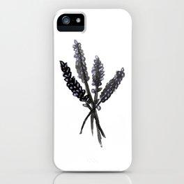 Lavender - Katrina Niswander iPhone Case