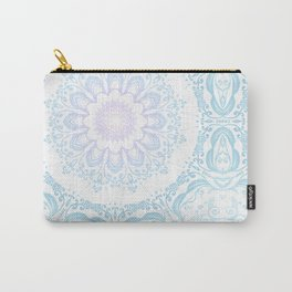winter sun Mandala Carry-All Pouch