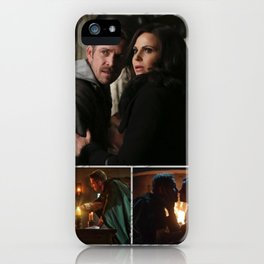 OutlawQueen iPhone Case