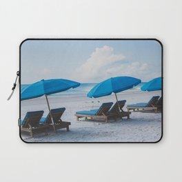 Mornings at the Beach II Laptop Sleeve