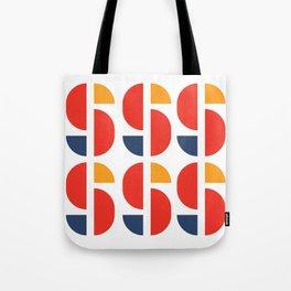 Bauhaus Repetition Joschmi Xants Tote Bag
