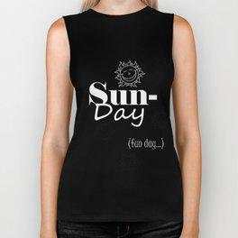 Sunday Biker Tank