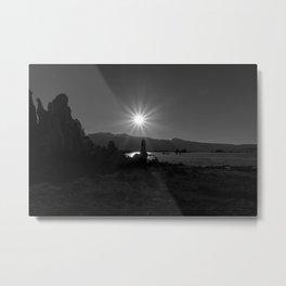 Mono Lake 8 Metal Print