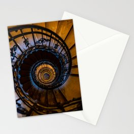 Stairway to Budapest Stationery Cards