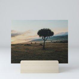 Masai Mara National Reserve VIII Mini Art Print
