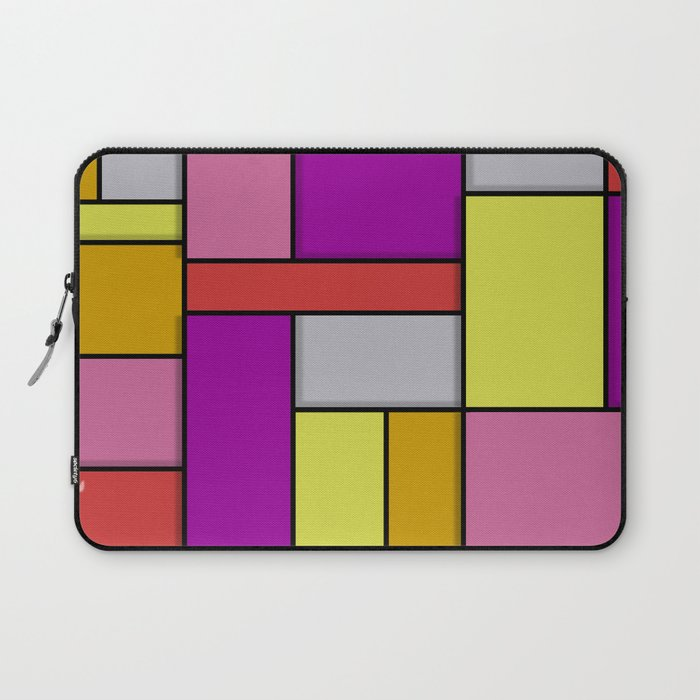 Mondrian #6 Laptop Sleeve