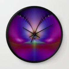 antennae Wall Clock