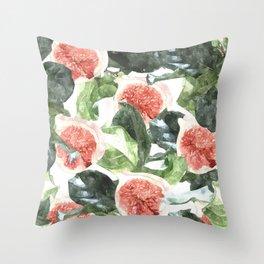 Watercolor Deliciousness #society6 #buyart #decor Throw Pillow