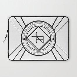 Tempus Sanandi Sigilum Laptop Sleeve