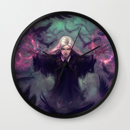 SOPHIE OF THE WOODS BEYOND Wall Clock