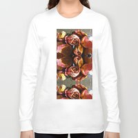 valentines Long Sleeve T-shirts featuring Dry Valentines by Amelia Alice
