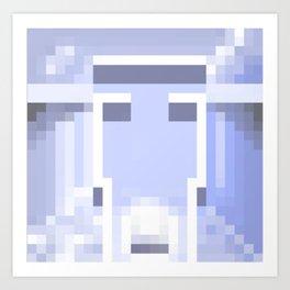 Ice Kingdom Art Print