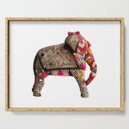 ElephanTribe Serving Tray